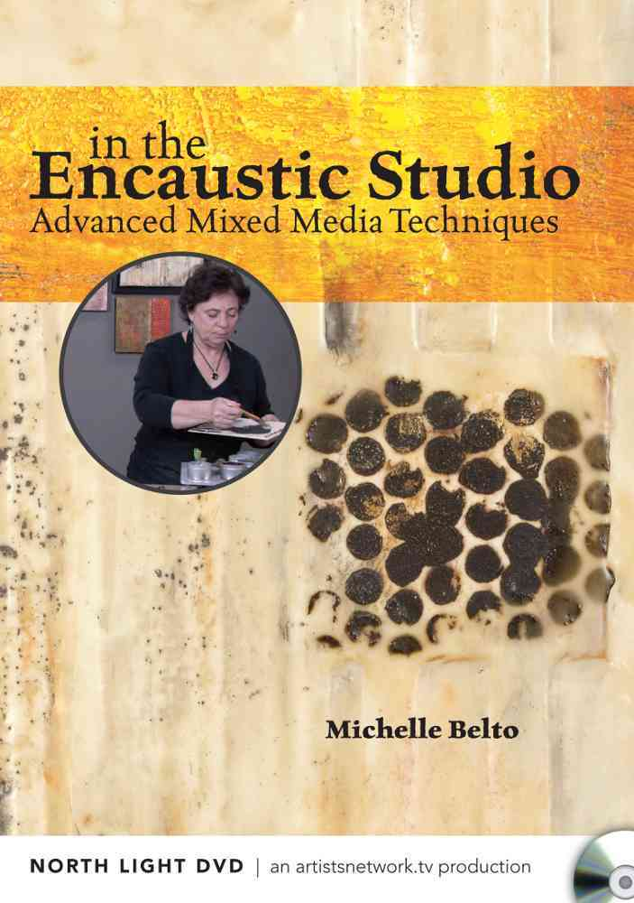 [DVD] In the Encaustic Studio By Belto, Michelle